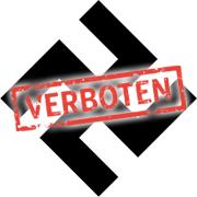 Hakenkreuz Symbol verboten