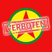 Verbotenes PKK Logo