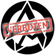 Verbotenes SA Abzeichen