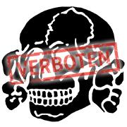 Verboten SS Totenkopf