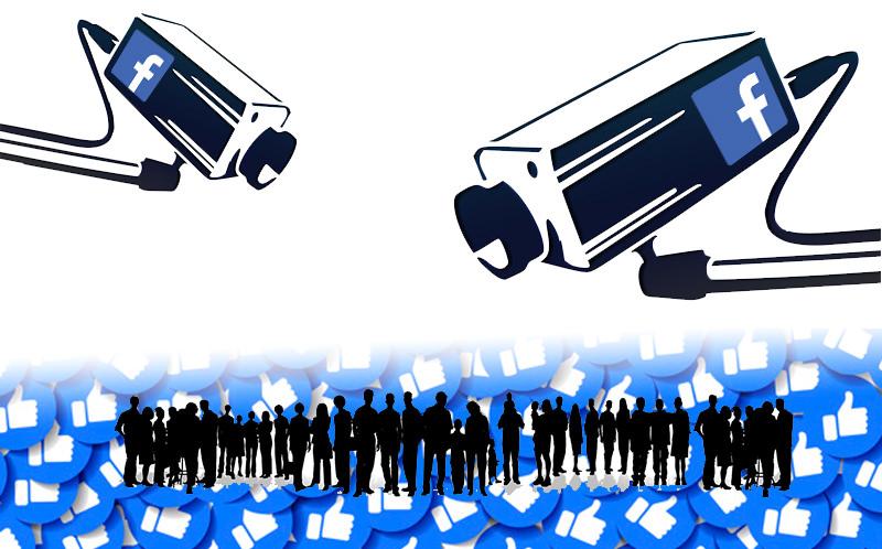 Überwachung bei Facebook - Hatespeeche