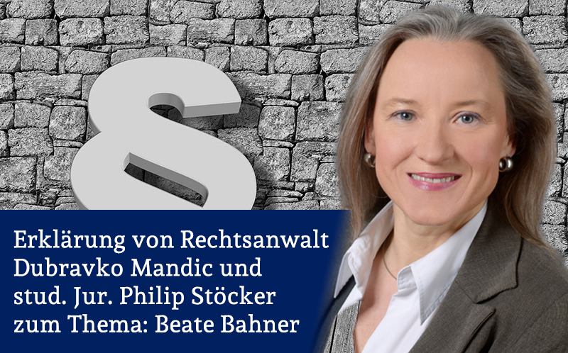 Beate Bahner in Psychiatrie