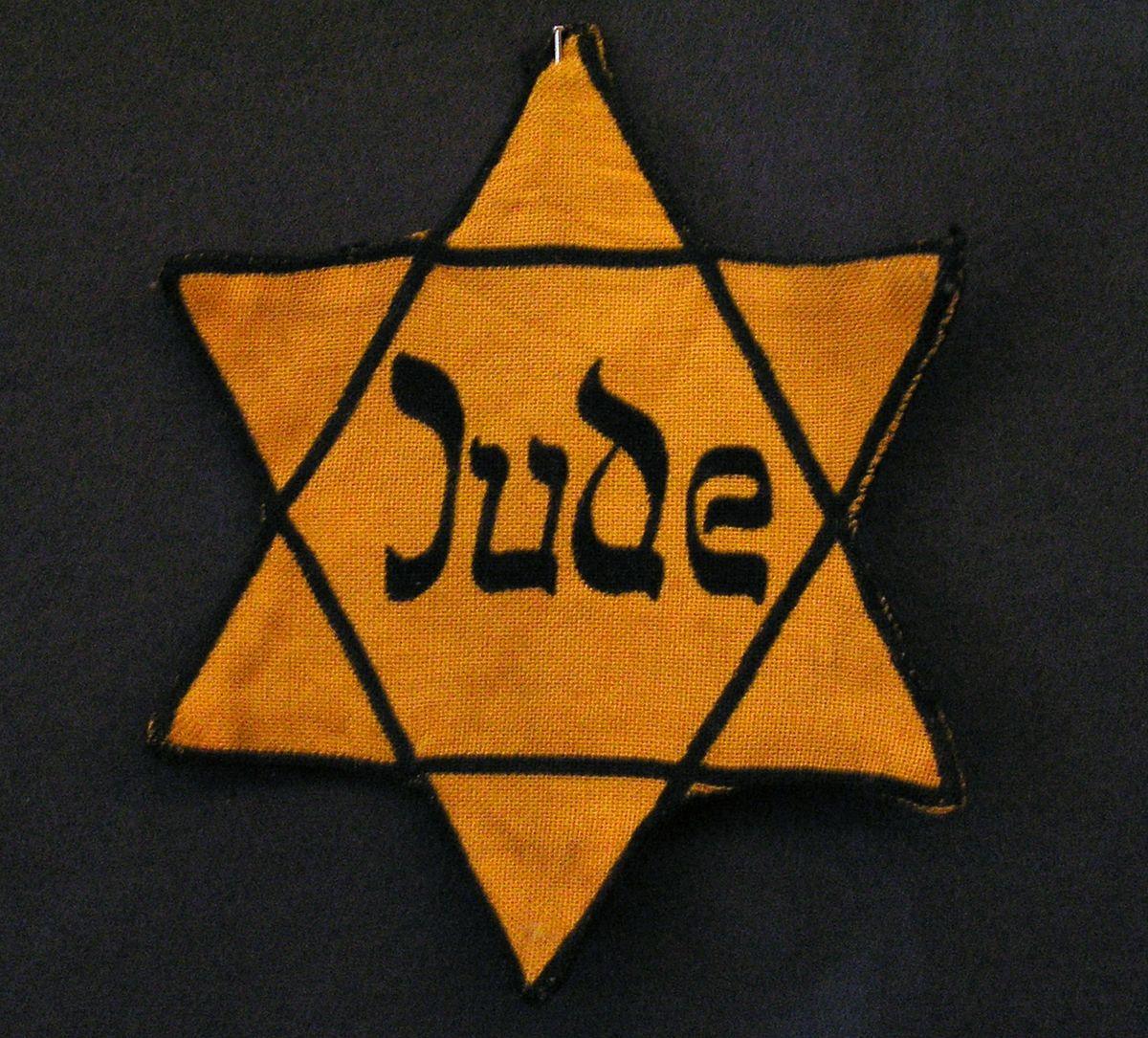 Straflosigkeit des Verwendens des Judensterns bei Querdenkern und Maßnahmenkritikern