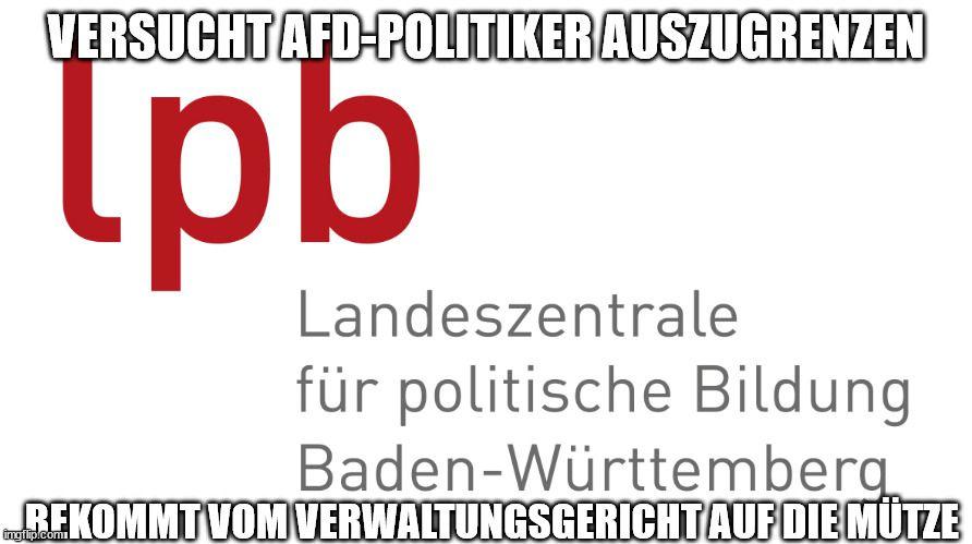 Freiburger Direktkandidat für die AfD Marco Näger muss zu Podiumsdiskussion zugelassen werden